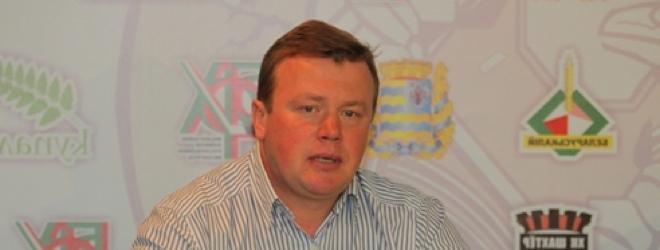 Наставник солигорских хоккеистов стал заслуженным тренером Беларуси