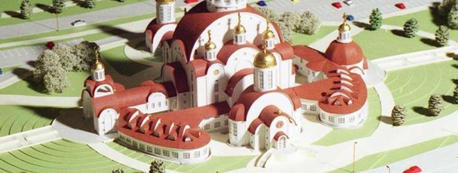Строительство храма в Солигорске могут законсервировать