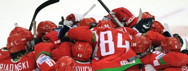 Сборные Беларуси и Германии по хоккею сыграют в Солигорске