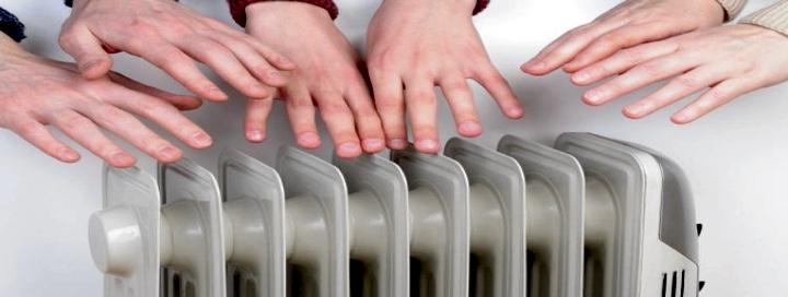 Включение систем отопления начнется с 7 октября