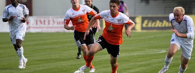 Солигорский «Шахтер» стал лидером футбольного чемпионата Беларуси
