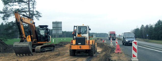 Первый участок трассы Р23 будет доведен до параметров первой категории уже в этом году