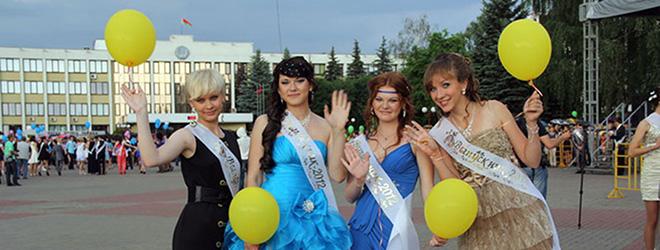 Выпускной бал в Солигорске пройдет 12 июня