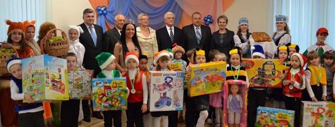 В Солигорске открыт новый детский сад (Фото)