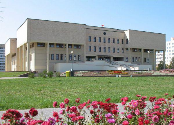 Суд Солигорского района